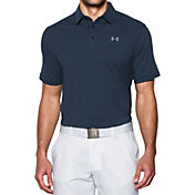 Under Armour Men's Charged Cotton Scramble Golf Polo