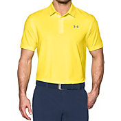 Under Armour Men's Playoff Tiger Twist Golf Polo – Tall