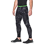 Under Armour Men's HeatGear Armour Printed Compression Basketball Leggings
