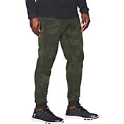 Under Armour Men's Rival Cotton Novelty Jogger Pants