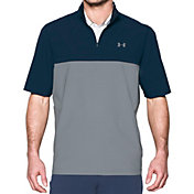 Under Armour Men's Storm Windstrike Half-Sleeve Golf Pullover