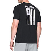 Under Armour Men's Wounded Warrior Project Freedom Flag T-Shirt