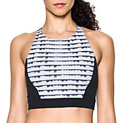 Under Armour Women's Mirror Printed Crop Top