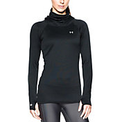 Under Armour Women's Base 2.0 Hooded Long Sleeve Shirt