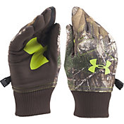 Under Armour Youth Armour Fleece Gloves