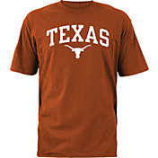 University of Texas Authentic Apparel Men's Texas Longhorns Burnt Orange Arch T-Shirt