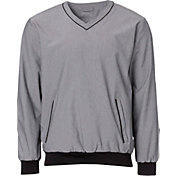 Walter Hagen Men's Front 9 V-Neck Golf Pullover