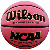 Wilson NCAA Replica Pink Basketball (28.5')