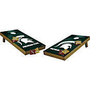 Wild Sports 2' x 4'  Michigan State Spartans Tailgate Bean Bag Toss Shields