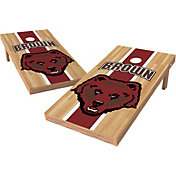 Wild Sports 2' x 4' Brown University Bears XL Tailgate Bean Bag Toss Shields