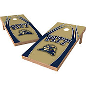 Wild Sports 2' x 4' Pittsburgh Panthers XL Tailgate Bean Bag Toss Shields