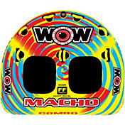 WOW Macho 2 Person Towable Tube