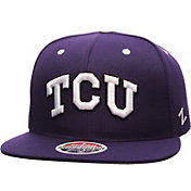 Zephyr Men's TCU Horned Frogs Purple Z11 Snapback Hat