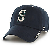 '47 Men's Seattle Mariners Ice Clean Up Navy Adjustable Hat