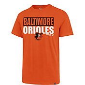 '47 Men's Baltimore Orioles Blockout T-Shirt