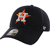 '47 Men's Houston Astros MVP Navy Adjustable Hat