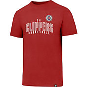 '47 Men's Los Angeles Clippers Club Red T-Shirt