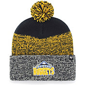 '47 Men's Denver Nuggets Static Navy Knit Hat