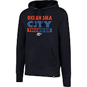 '47 Men's Oklahoma City Thunder Navy Pullover Hoodie