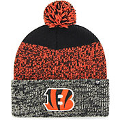 '47 Men's Cincinnati Bengals Static Cuffed Knit