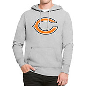 '47 Men's Chicago Bears Headline Grey Pullover Hoodie