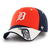 '47 Youth Detroit Tigers Akela MVP Navy Adjustable Hat