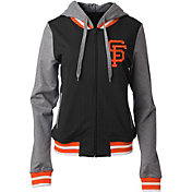 5th & Ocean Women's San Francisco Giants Full-Zip Hoodie