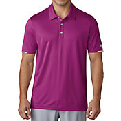 adidas Men's climachill Solid Club Golf Polo