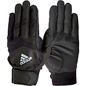 adidas Adult Triple Stripe Batting Gloves 2018