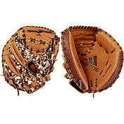 adidas 31.5' Youth Triple Stripe Catcher's Mitt 2018
