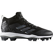 adidas Men's Poweralley 5 Mid Baseball Cleats