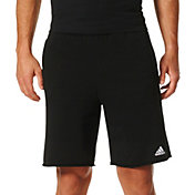 adidas Men's Essentials Raw-Edged Sweat Shorts