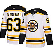 adidas Men's Boston Bruins Brad Marchand #64 Authentic Pro Away Jersey