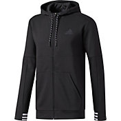 adidas Men's Post Game Full Zip Hoodie