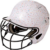 adidas OSFM Fastpitch Batting Helmet w/ Facemask