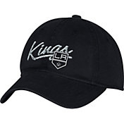 adidas Women's Los Angeles Kings Black Slouch Adjustable Hat