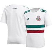 adidas Youth 2018 FIFA World Cup Mexico Stadium Away Replica Jersey