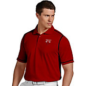 Antigua Men's Chicago Bulls Icon Bulls Performance Polo