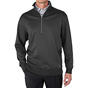 Arnold Palmer Men's Turtle Hill Quarter-Zip Golf Pullover