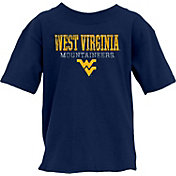 Blue 84 Youth West Virginia Mountaineers Blue T-Shirt