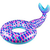 Big Mouth Giant Mermaid Tail Pool Float