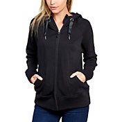 Be Boundless Women's Performance Fleece Full Zip Hoodie