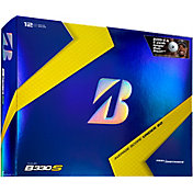 Bridgestone TOUR B330S Golf Balls - Limited Edition B Mark