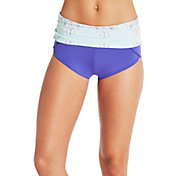 CALIA by Carrie Underwood Reversible Boyshort Bikini Bottoms