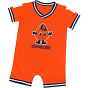 Colosseum Athletics Infant Syracuse Orange Orange Runback Onsie