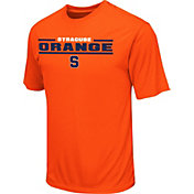 Colosseum Athletics Men's Syracuse Orange Orange T-Shirt