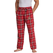 Concepts Sport Men's Maryland Terrapins Red/Black Huddle Sleep Pants