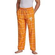 Concepts Sport Men's Tennessee Volunteers Tennessee Orange/White Huddle Sleep Pants
