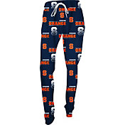 Concepts Sport Women's Syracuse Orange Blue Slide Sleep Pants