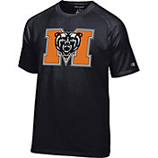 Champion Men's Mercer Bears Black Big Logo T-Shirt